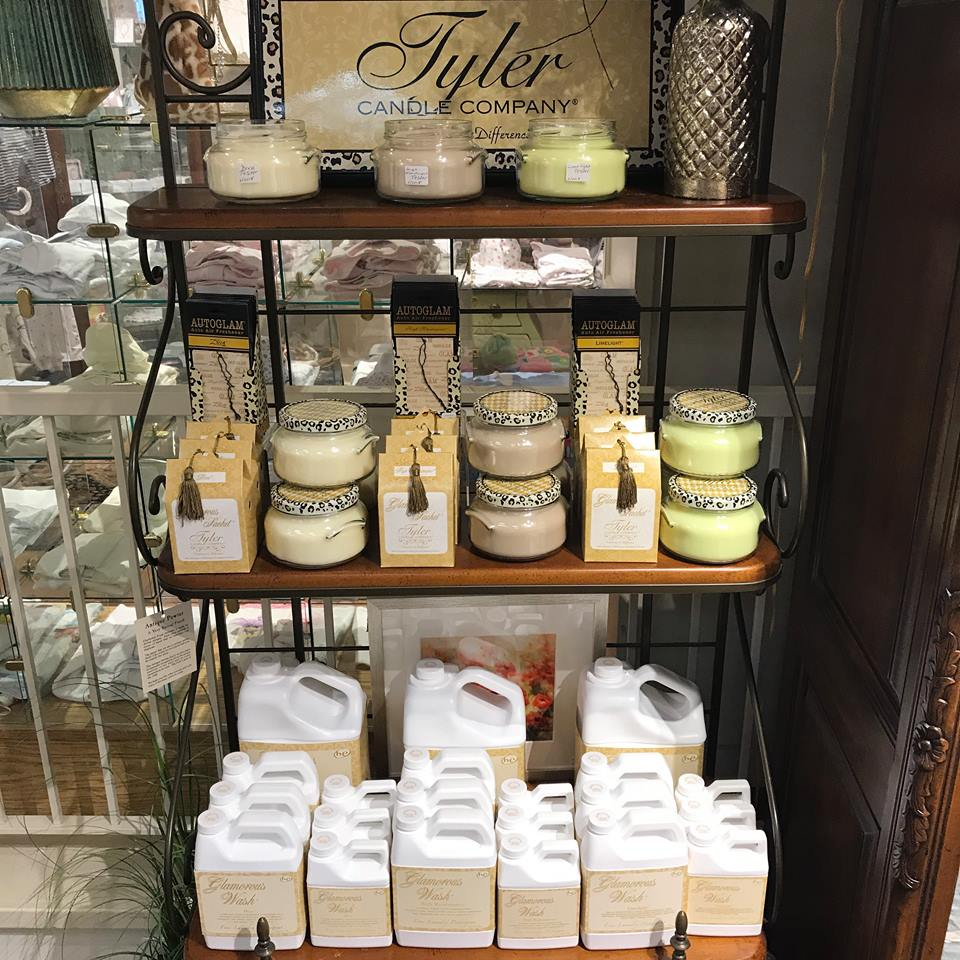 Tyler Candle & Laundry Scents