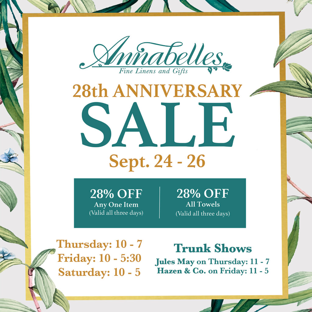 Annabelles 25th Anniversary